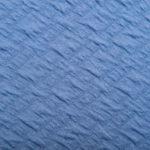 ŻAKARD WISKOZOWY relief niebieski 007 1mb dzianiny -50%